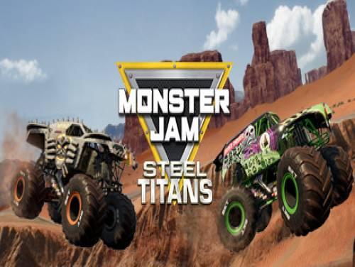 Monster Jam Steel Titans: Trama del Gioco
