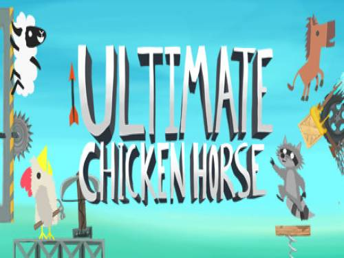 Ultimate Chicken Horse: Plot of the game