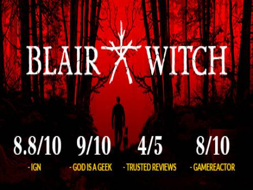 Blair Witch: Trama del Gioco