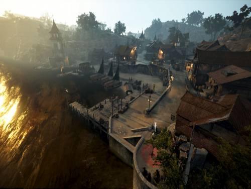 Black Desert: Enredo do jogo