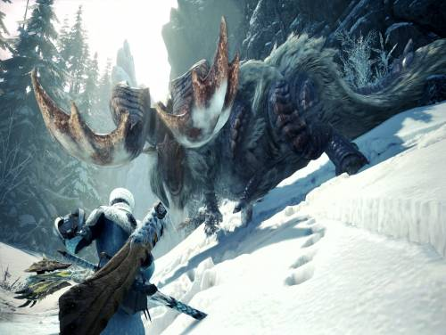 Monster Hunter World: Iceborn: Trama del Gioco