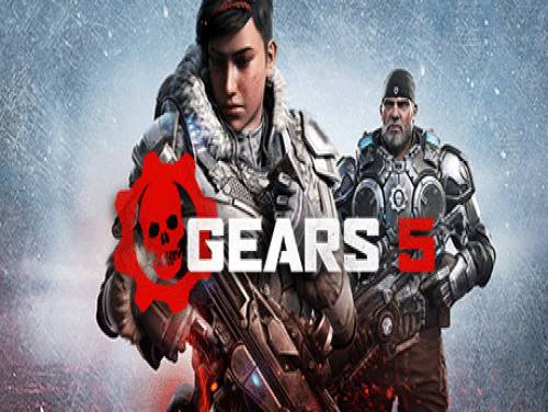 Gears 5: Plot of the game