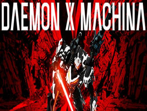 Daemon x Machina: Сюжет игры