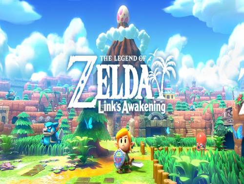 The Legend of Zelda: Link's Awakening: Сюжет игры
