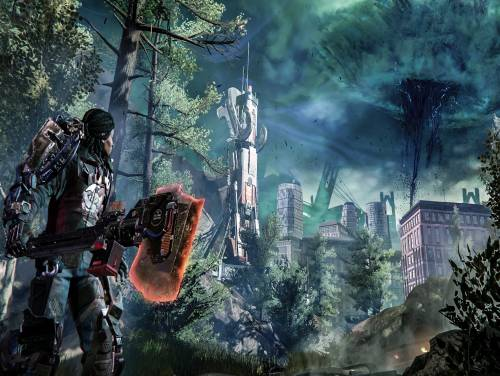 The Surge 2: Enredo do jogo