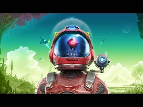 No Man's Sky Beyond: Intrigue du Jeu