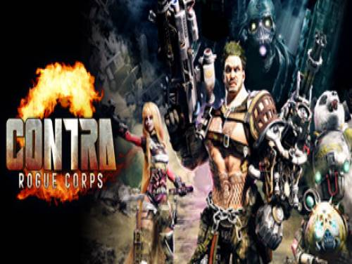 Contra: Rogue Corps: Parcela do Jogo