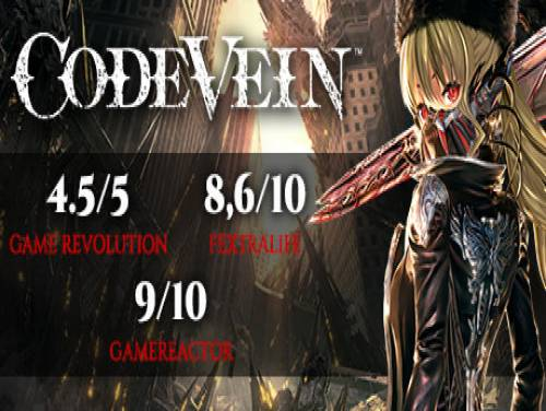 Code Vein: Intrigue du Jeu