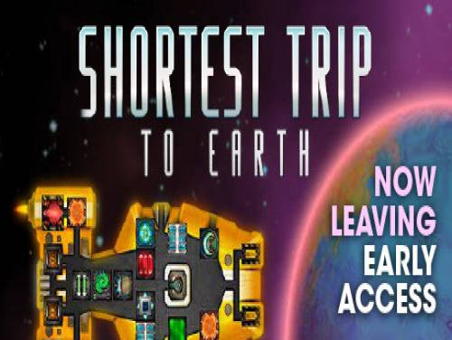 Shortest Trip to Earth: Trame du jeu