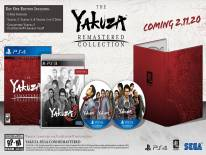 The Yakuza Remastered Collection: Коды и коды