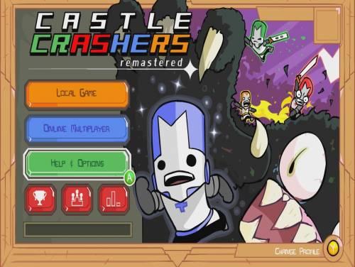 Castle Crashers Remastered: Enredo do jogo