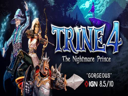 Trine 4: The Nightmare Prince: Parcela do Jogo