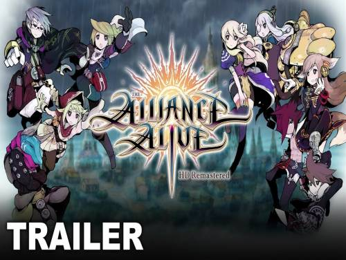The Alliance Alive HD Remastered: Trame du jeu