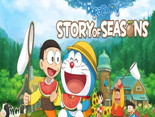 Doraemon Story of Seasons: Сюжет игры