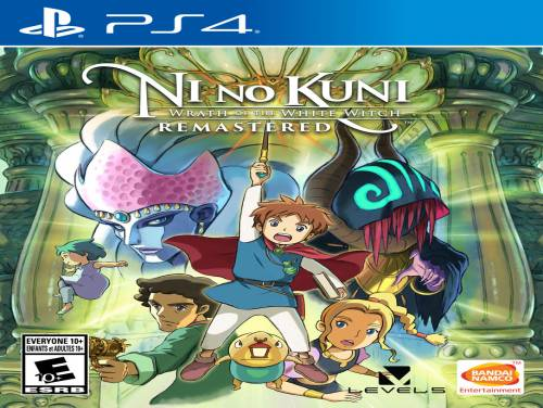 Ni no Kuni: Wrath of the White Witch: Сюжет игры