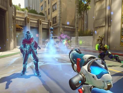 Overwatch: Enredo do jogo