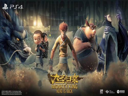 Monkey King: Hero Is Back: Enredo do jogo