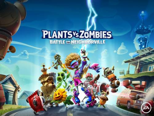 Plants vs. Zombies: Battle for Neighborville: Trama del Gioco