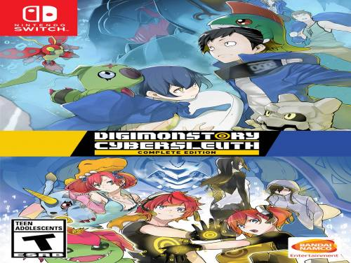 Digimon Story: Cyber Sleuth Complete Edition: Plot of the Game