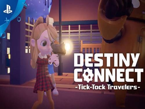 Destiny Connect: Tick-Tock Travelers: Plot of the game