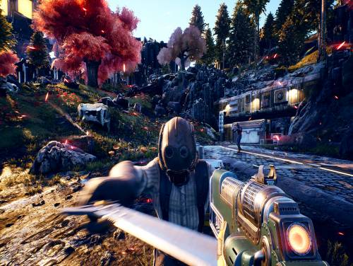 The Outer Worlds: Intrigue du Jeu