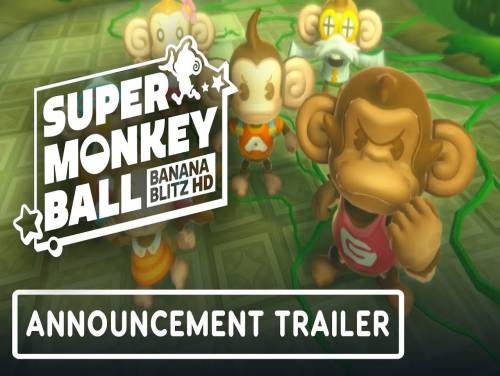 Super Monkey Ball: Banna Blitz HD: Trama del juego