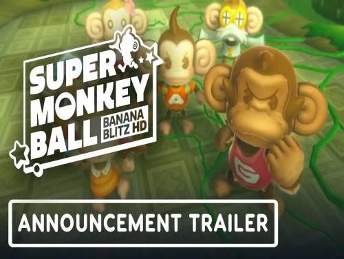 Super Monkey Ball: Banna Blitz HD: Videospiele Grundstück