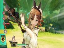 Atelier Ryza: Ever Darkness & the Secret Hideout: Trainer (ORIGINAL): Nemici deboli, Modifica: Effetto 1 e Modifica: EXP