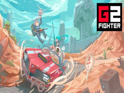 G2 Fighter: Enredo do jogo