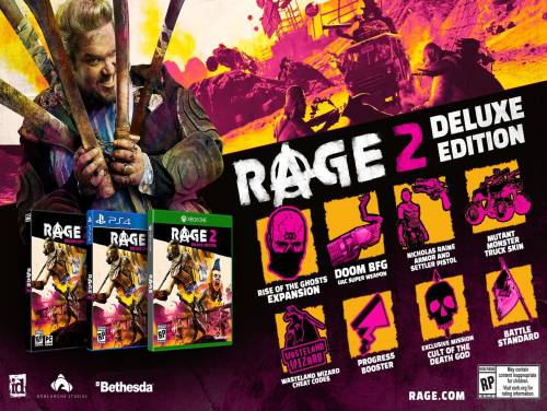 Trucchi di Rage 2: Rise of the Ghosts per PC / PS4 / XBOX-ONE