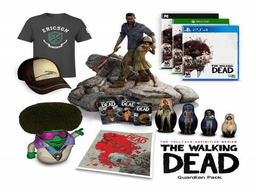The Walking Dead: The Telltale Definitive Series: Enredo do jogo