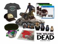 The Walking Dead: The Telltale Definitive Series: Trucchi e Codici