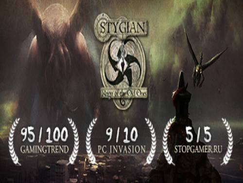 Stygian: Reign of the Old Ones: Videospiele Grundstück