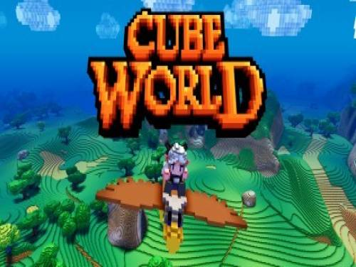 Cube World: Plot of the game