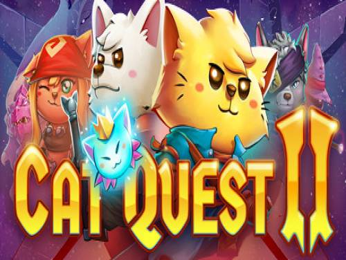 Cat Quest II: Сюжет игры