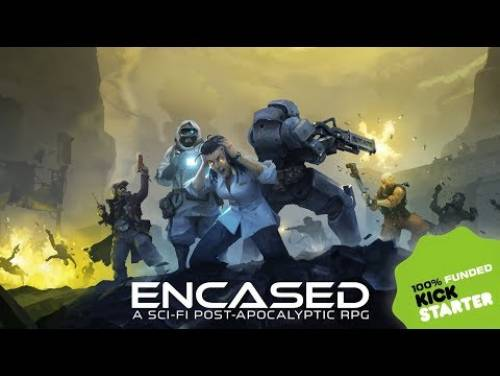 Encased: A Sci-Fi Post-Apocalyptic RPG: Plot of the game
