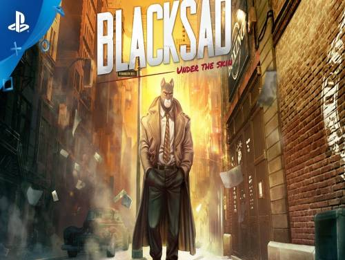 Blacksad: Under the Skin: Trama del Gioco