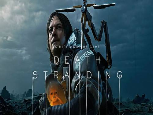 Death Stranding: Parcela do Jogo