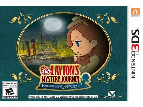 Layton's Mystery Journey: Katrielle and the Millionaires' Conspiracy: Trama del Gioco