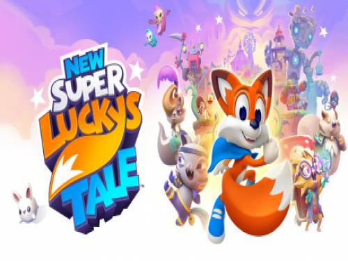 New Super Lucky's Tale: Enredo do jogo
