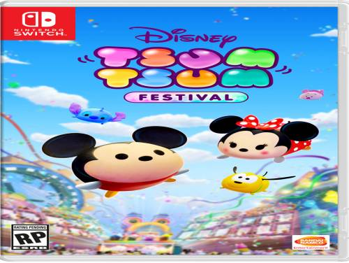Disney Tsum Tsum Festival: Parcela do Jogo
