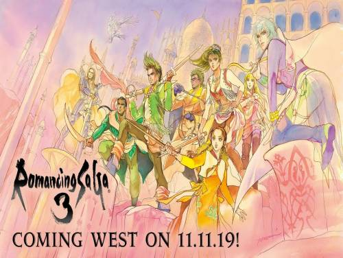 Romancing SaGa 3: Intrigue du Jeu