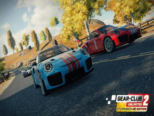Gear.Club Unlimited 2 Porsche Edition: Plot of the game