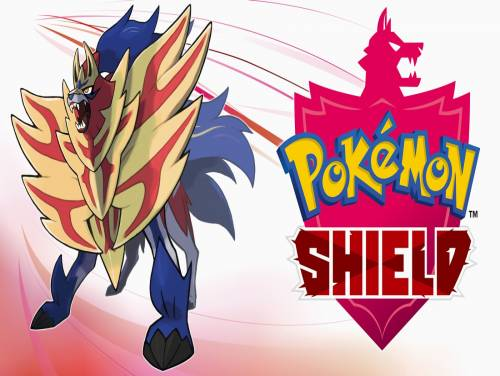 Pokemon Shield: Сюжет игры