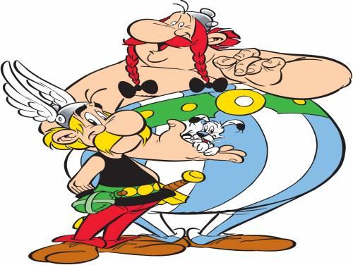 Asterix & Obelix XXL 3: The Crystal Menhir: Сюжет игры