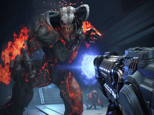 Doom Eternal: Enredo do jogo