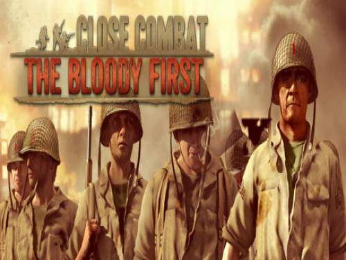 Close Combat: The Bloody First: Videospiele Grundstück