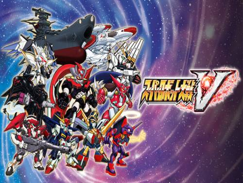 Super Robot Wars V: Plot of the game