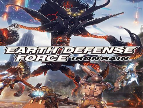 Earth Defence Force: Iron Rain: Trame du jeu
