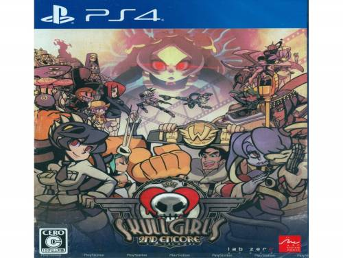 Skullgirls 2nd Encore: Trama del Gioco